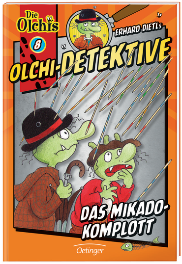Olchi-Detektive 8, 9783789133749