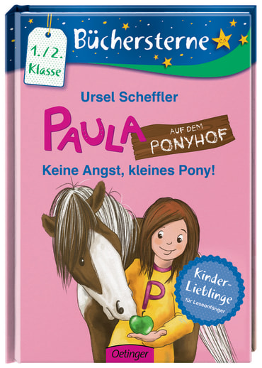 Paula auf dem Ponyhof, 9783789123870