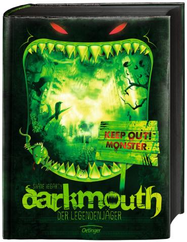 Darkmouth 1, 9783789137259