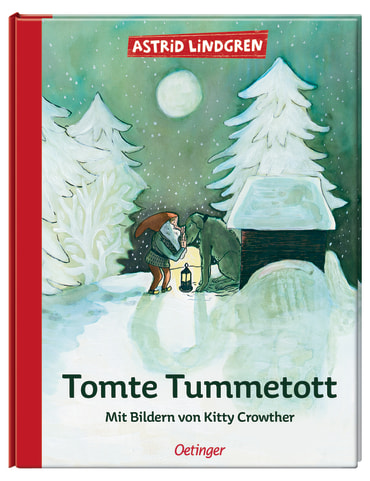 Tomte Tummetott, 9783789179389