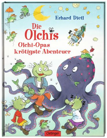 Die Olchis Olchi-Opas krötigste Abenteuer, 9783789164279