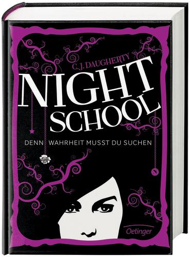 Night School 3, 9783789133299