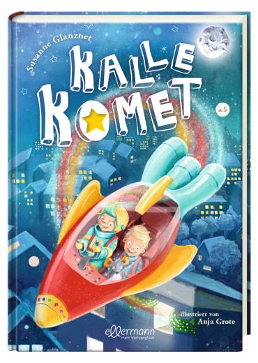 Kalle Komet 1, 9783770700134