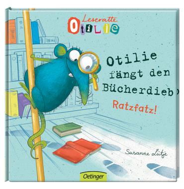 Otilie fängt den Bücherdieb, 9783789107726