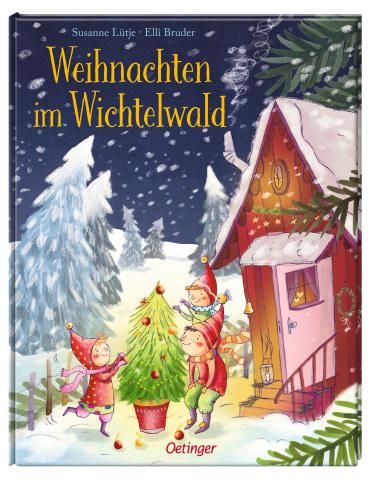 Weihnachten im Wichtelwald, 9783789108136