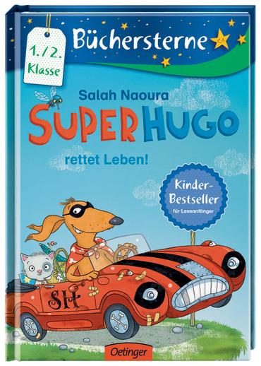 Superhugo rettet Leben!, 9783789123788