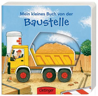 Mein kleines Buch von der Baustelle, 9783789173486