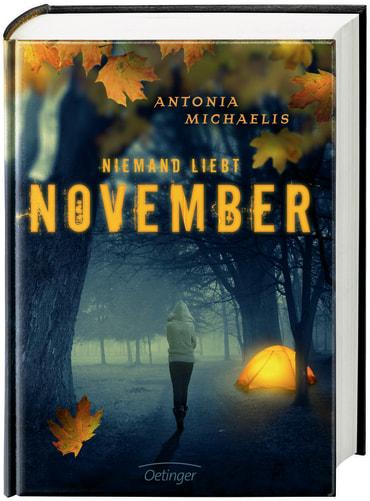 Niemand liebt November, 9783789142956