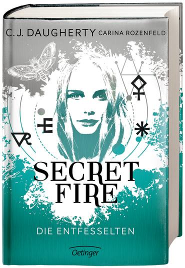 Secret Fire, 9783789133404