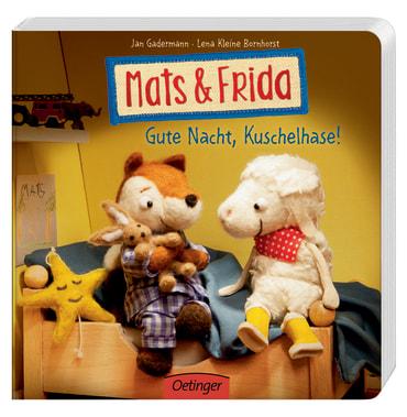 Mats & Frida, 9783789103971