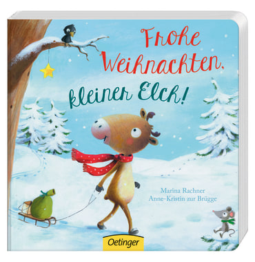 Frohe Weihnachten, kleiner Elch!, 9783789104015