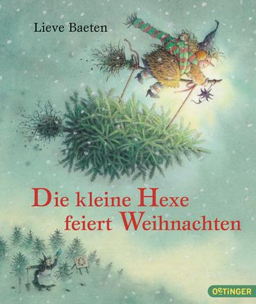 Die kleine Hexe feiert Weihnachten, 9783841503152