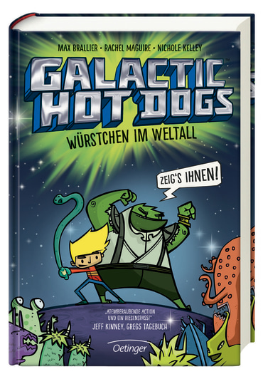 Galactic Hot Dogs, 9783789124587