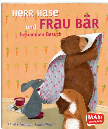 Herr Hase und Frau Bär, 9783770776337