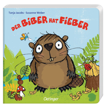 Der Biber hat Fieber, 9783789178801