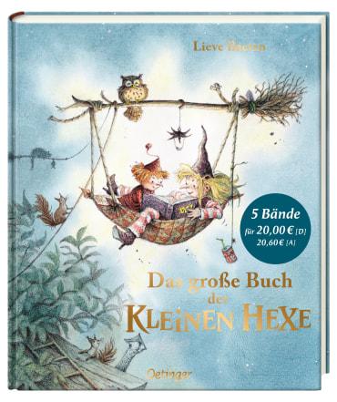 Das große Buch der kleinen Hexe, 9783789108372
