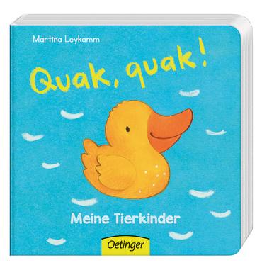 Quak, quak!, 9783789107832