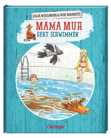 Mama Muh geht schwimmen, 9783789109591