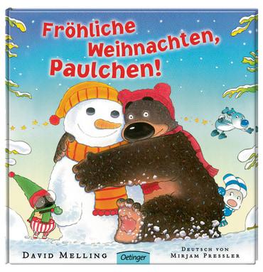 Fröhliche Weihnachten, Paulchen!, 9783789108068