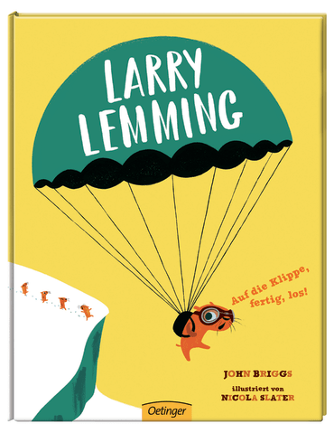 Larry Lemming, 9783789107993
