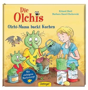 Die Olchis Olchi-Mama backt Kuchen, 9783789108037