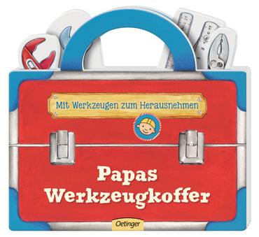 Papas Werkzeugkoffer, 9783789109065
