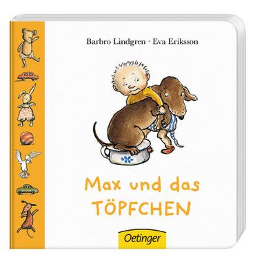 Max und das Töpfchen, 9783789104831
