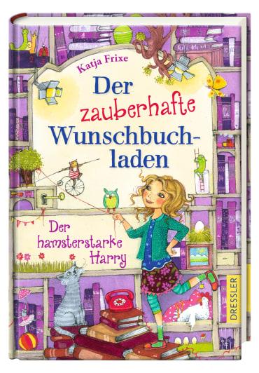 Der zauberhafte Wunschbuchladen 2, 9783791500430