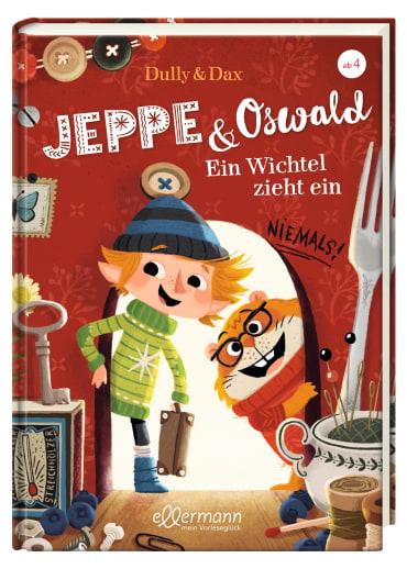 Jeppe & Oswald, 9783770700219