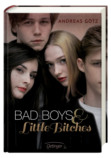 Bad Boys and Little Bitches, 9783789107641