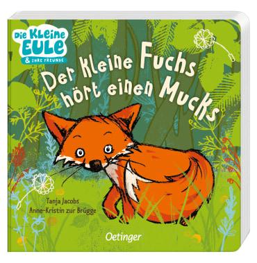 Der kleine Fuchs hört einen Mucks, 9783789104435