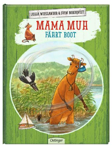 Mama Muh fährt Boot, 9783789104305