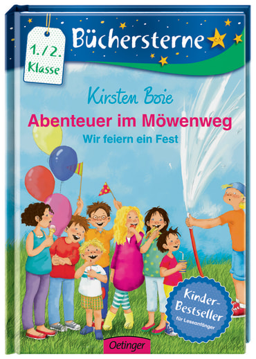 Abenteuer im Möwenweg, 9783789123993