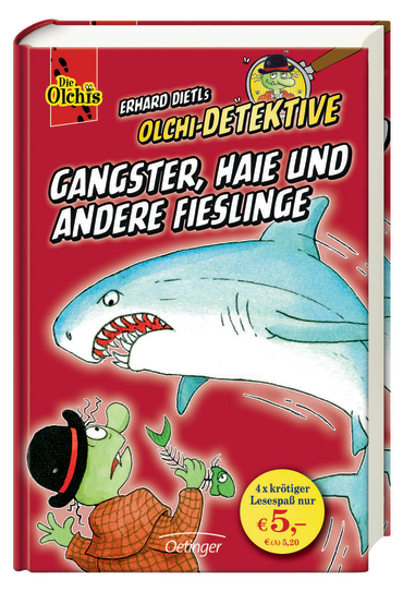 Gangster, Haie und andere Fieslinge, 9783789124006