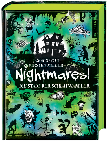 Nightmares!, 9783791519487