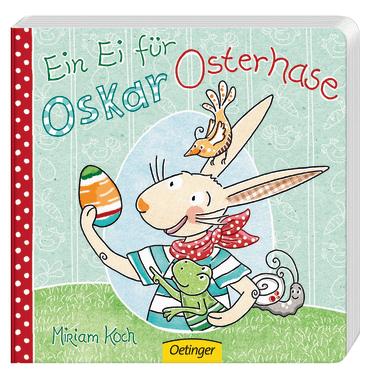 Ein Ei für Oskar Osterhase, 9783789108631