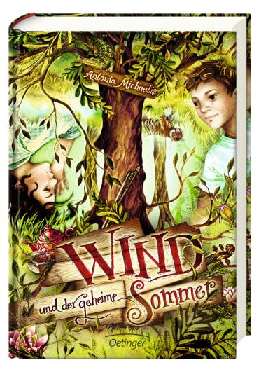 Wind und der geheime Sommer, 9783789108693