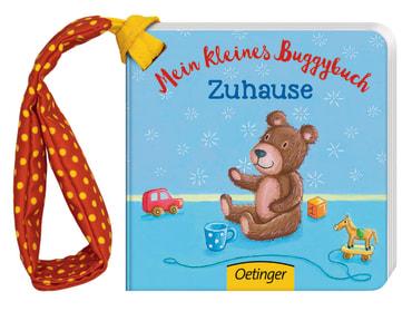Mein kleines Buggybuch Zuhause, 9783789108969