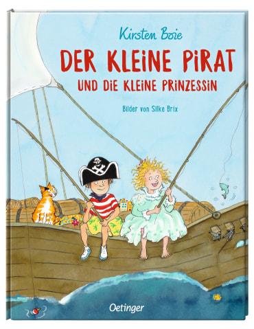 Der kleine Pirat und die kleine Prinzessin, 9783789110498