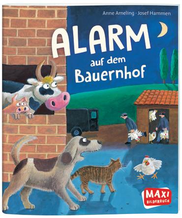Alarm auf dem Bauernhof, 9783770701674