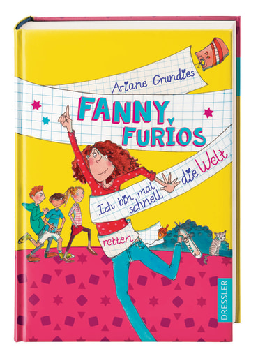 Fanny Furios, 9783791500010