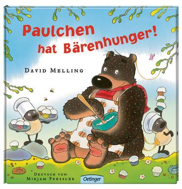 Paulchen hat Bärenhunger, 9783789124570