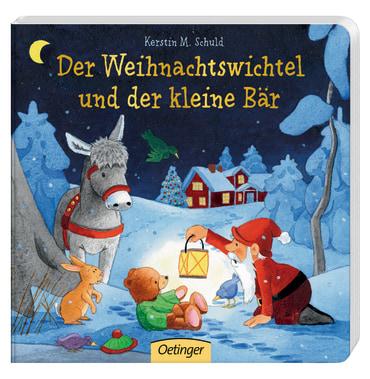 Der Weihnachtswichtel und der kleine Bär, 9783789104510
