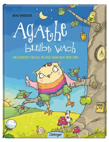 Agathe bleibt wach, 9783789166464