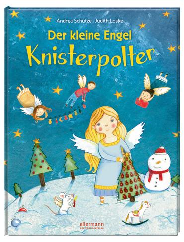 Der kleine Engel Knisterpolter, 9783770757305