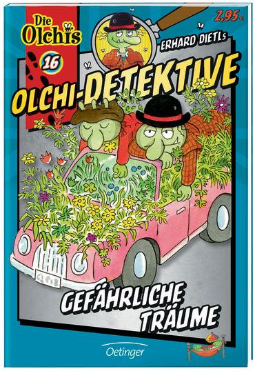 Olchi-Detektive 16, 9783789133831
