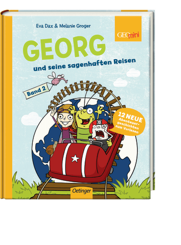 Georg und seine sagenhaften Reisen, 9783789141997