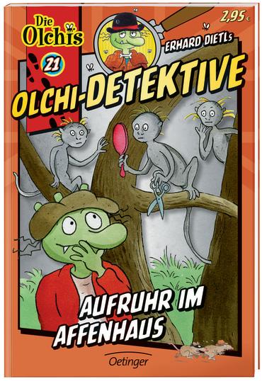 Olchi-Detektive 21, 9783789133886