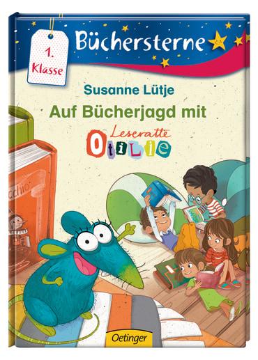 Auf Bücherjagd mit Otilie, 9783789108907