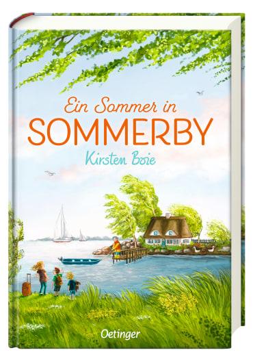 Ein Sommer in Sommerby, 9783789108839